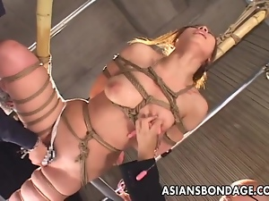 Amateur, Asian, Bdsm, Bondage, Dildo, Hardcore, Japanese, Masturbating, Tied up