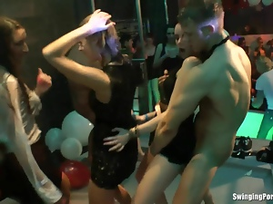 Amateur, Club, Gangbang, Group sex, Hardcore, Masturbating, Party, Public