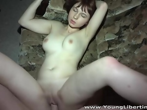 Amateur, Big butt, Big tits, Blowjob, Brunettes, Creampie, Doggystyle, Fingering, Kissing, Masturbating, Orgasm, Panties, Pov, Pussy, Riding, Shaved