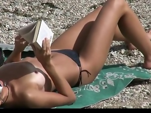 Amateur, Beach, Public, Spy