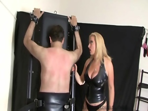 Babes, Blondes, Bondage, Dominatrix, Femdom, Fetish, Latex, Mistress, Pvc, Rubber, Slave, Whip