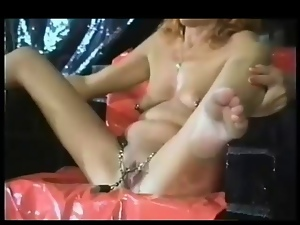 Bdsm, Cunt, German, Mature, Milf, Sex toys, Slave