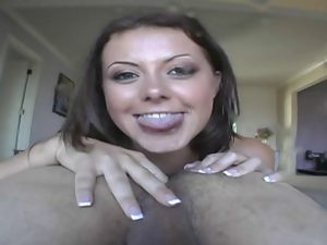 Blowjob, Face, Fingering, Handjob, Spit