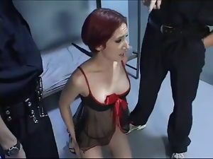 Blowjob, Cumshots, Facials, Mouthful, Prison