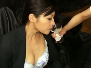 Bukkake, Cumshots, Fetish, Japanese, Sperm