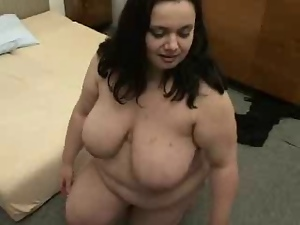Bbw, Belly, Big tits, Milf