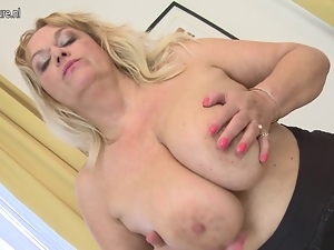 Amateur, Big tits, Cunt, Granny, Mature, Milf, Old, Saggy tits, Tits