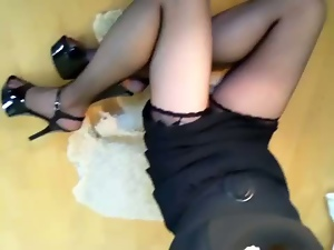 Amateur, Ladyboy, Shemales, Stockings