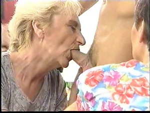 Granny, Hairy, Mature, Old