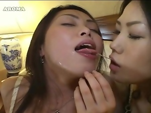 Big tits, Japanese, Kissing, Share, Sloppy