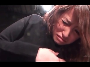 Black, Fingering, Groping, Japanese, Upskirt