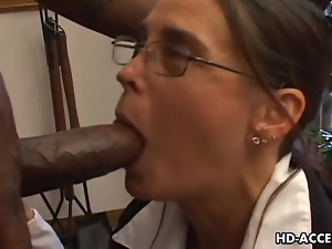 Bbc, Blowjob, Experienced, Milf, Milk, Office