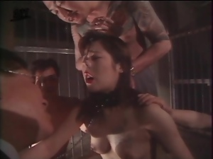 Group sex, Humiliation, Japanese