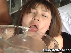 Asian, Babes, Drinking, Japanese, Kinky, Licking, Slave