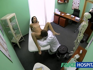 Creampie, Cum, Doctor, Hospital, Pov, Skinny, Slim, Student, Young