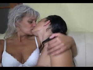 Brunettes, Cute, Grandma, Granny, Horny, Shaved
