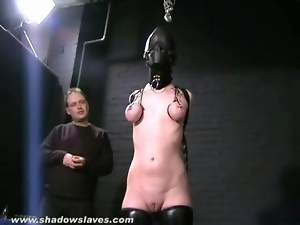 Bdsm, Bondage, Latex, Pain, Tits, Torture