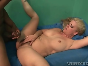 Armpit, Black, Cum, Cumshots, Dick, Hardcore, Interracial, Milf, White