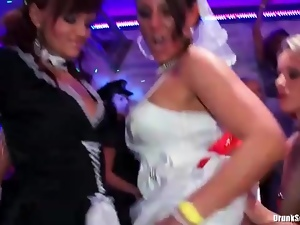 Club, Costume, Dancing, Party