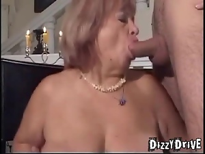 Bitch, Fat, Hardcore, Mature, Old, Stockings, Threesome