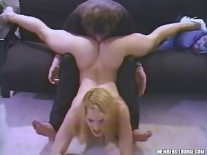 Blondes, Face sitting, Flexible, Pussy, Rimjob