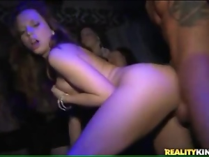 Blowjob, Club, Fucking, Group sex, Hardcore, Party