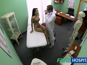 Creampie, Cum, Doctor, Skinny, Slim, Student, Young