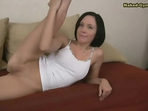 Flexible, Shaved, Socks, Teens
