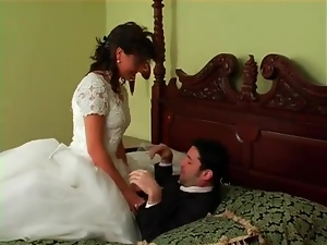 Angry, Bride, Catfight, Dress, Lesbian