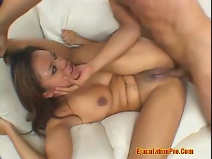 Anal, Cum, Deepthroat, Facials, Interracial, Latina, Throat
