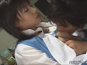 Asian, Boss, Japanese, Pounded, Secretary, Uncensored