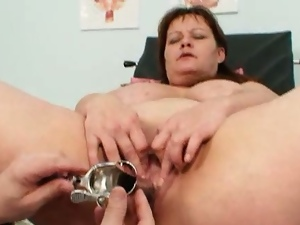 Amateur, Bbw, Big natural tits, Big tits, Brunettes, Busty, Close up, Doctor, Fat, Fetish, Granny, Hairy, Huge tits, Natural pussy, Pussy, Sex toys, Speculum, Uniform