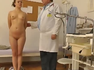 18 year old, Amateur, Bizarre, Brunettes, Casting, Doctor, Hidden cam, Innocent, Teens, Young