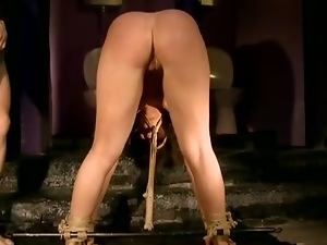 Babes, Bdsm, Bondage, Brunettes, Dungeon, European, Femdom, Fetish, Hardcore, Humiliation, Hungarian, Latex, Leather, Pain, Spanking, Torture, Whip