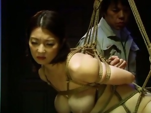 Asian, Bdsm, Big natural tits, Big tits, Bondage, Busty, Dildo, Dungeon, Humiliation, Japanese, Masturbating, Mega tits, Milf, Mom, Sex toys, Slave, Torture