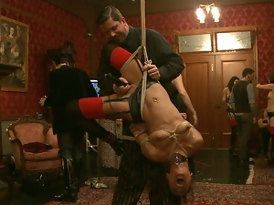 Bdsm, Bondage, Dildo, Femdom, Group orgy, Group sex, Hd, Humiliation, Latex, Mistress, Orgy, Sex toys, Torture, Whip