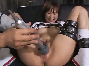 18 year old, 19 year old, Asian, Bdsm, Bondage, Hardcore, Japanese, Natural pussy, Sex toys, Teens, Torture, Vibrator, Young