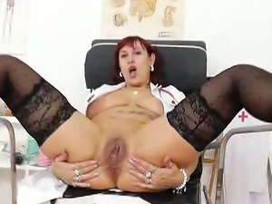 Amateur, Big natural tits, Big tits, Busty, Fetish, Freckled, High heels, Huge toy, Masturbating, Mature, Mature amateur, Milf, Mom, Nude, Nurse, Posing, Pussy, Redheads, Sex toys, Solo, Speculum, Stockings, Strip, Swollen pussy, Tease, Uniform