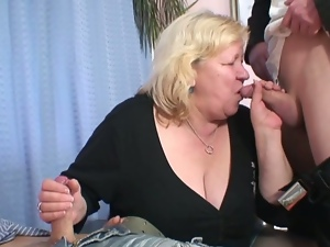 3some, Aged, Chubby, Chunky, Fat, Fat mature, Granny, Mature, Mature amateur, Mmf, Plumper, Threesome