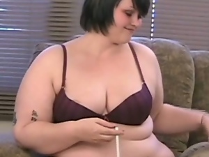 Amateur, Bbw, Brunettes, Chubby, Chunky, Fat, Fetish, Homemade, Nude, Obese, Plumper, Posing, Smoking, Solo, Tease