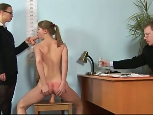 Babes, Boss, Brunettes, Cute, Dildo, European, Fetish, Huge dildo, Interview, Masturbating, Russian, Secretary, Sex toys, Spanking, Speculum, Teens