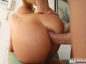 3some, Anal, Ass creampie, Ass fucking, Babes, Beautiful, Big butt, Blondes, Cowgirl, Creampie, Double penetration, Hardcore, Missionary, Threesome