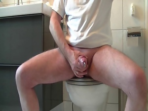 Amateur, Bear, Gay, Handjob, Jerking, Old