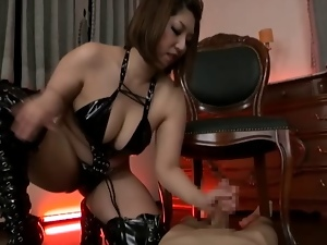 Asian, Big tits, Face sitting, Femdom, Japanese, Mistress