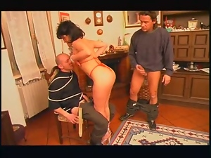 Anal, Double penetration, Italian, Mature, Milf, Perverted
