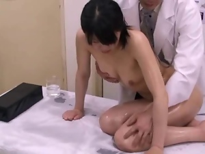 Asian, Japanese, Medical, Schoolgirl uniform, Teens