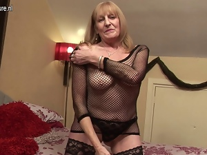 Amateur, British, Dirty, Grandma, Granny, Mature, Milf, Sex toys, Whore