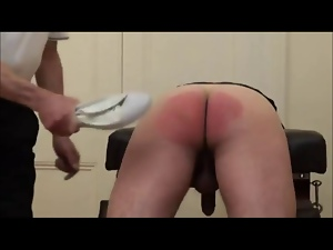 Caning, Gay, Spanking