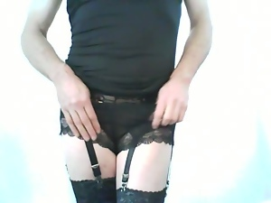 Crossdressing, Gay, Sissy