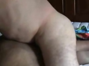 Barebacking, Bear, Blowjob, Dad girl, Gay, Interracial, White, Young